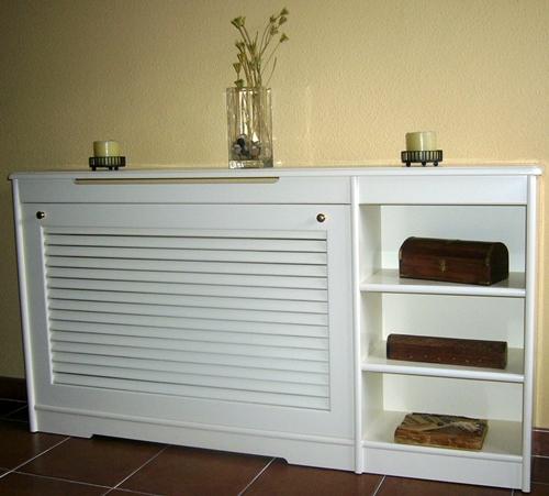 Cubre radiadores artema su cubre radiador a la medida - Muebles para cubrir radiadores ...